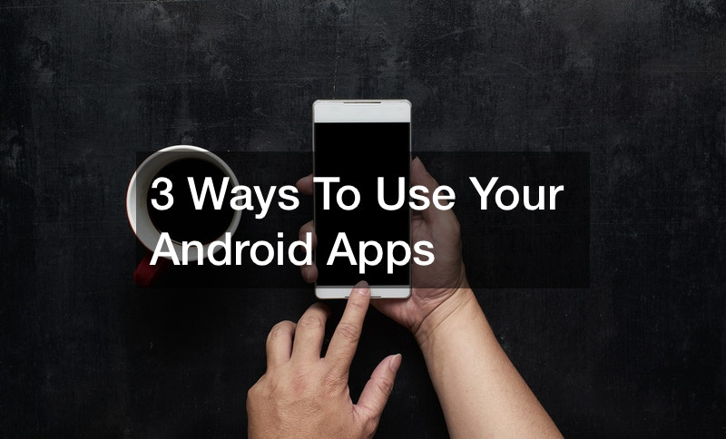 random apps on Android